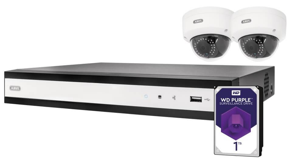 Abus Camera Systeem