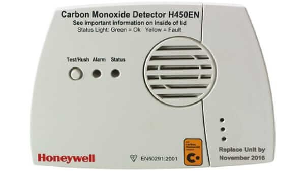 Honeywell Koolmonoxide Alarm H450en
