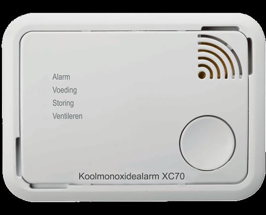 Honeywell Koolmonoxide Alarm Xc70