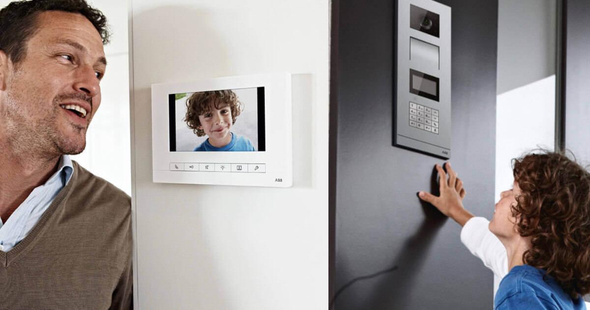 Intercom Systeem In Huis