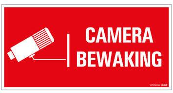 Bord camerabewaking gamma