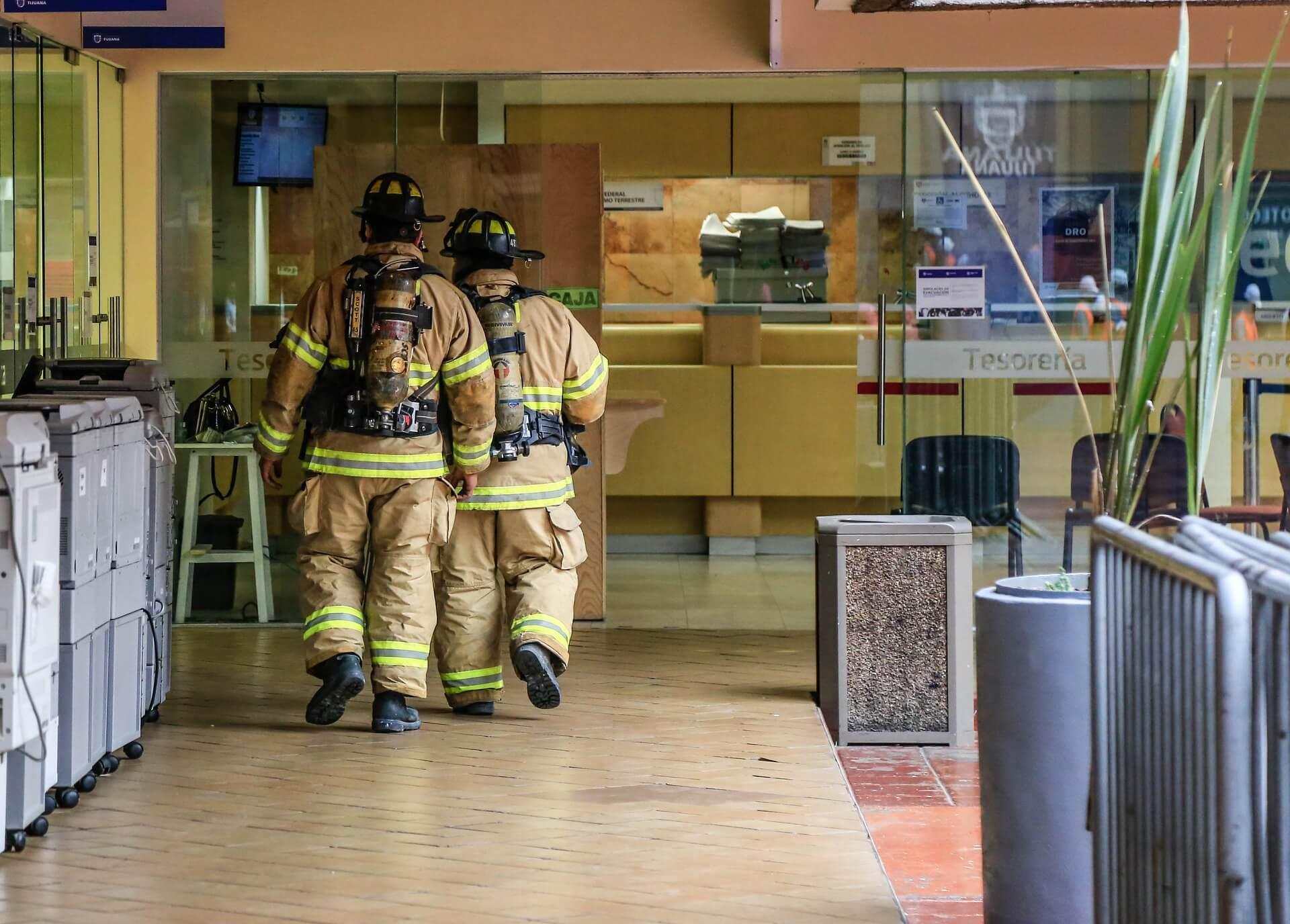 Brandveiligheidsinspectie