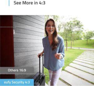 Eufy Video Deurbel - groot beeld
