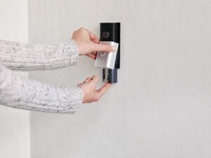 Ring Video Deurbel 3 monteren