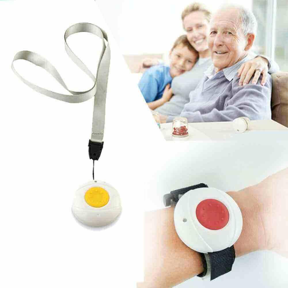 Senioren alarm ketting