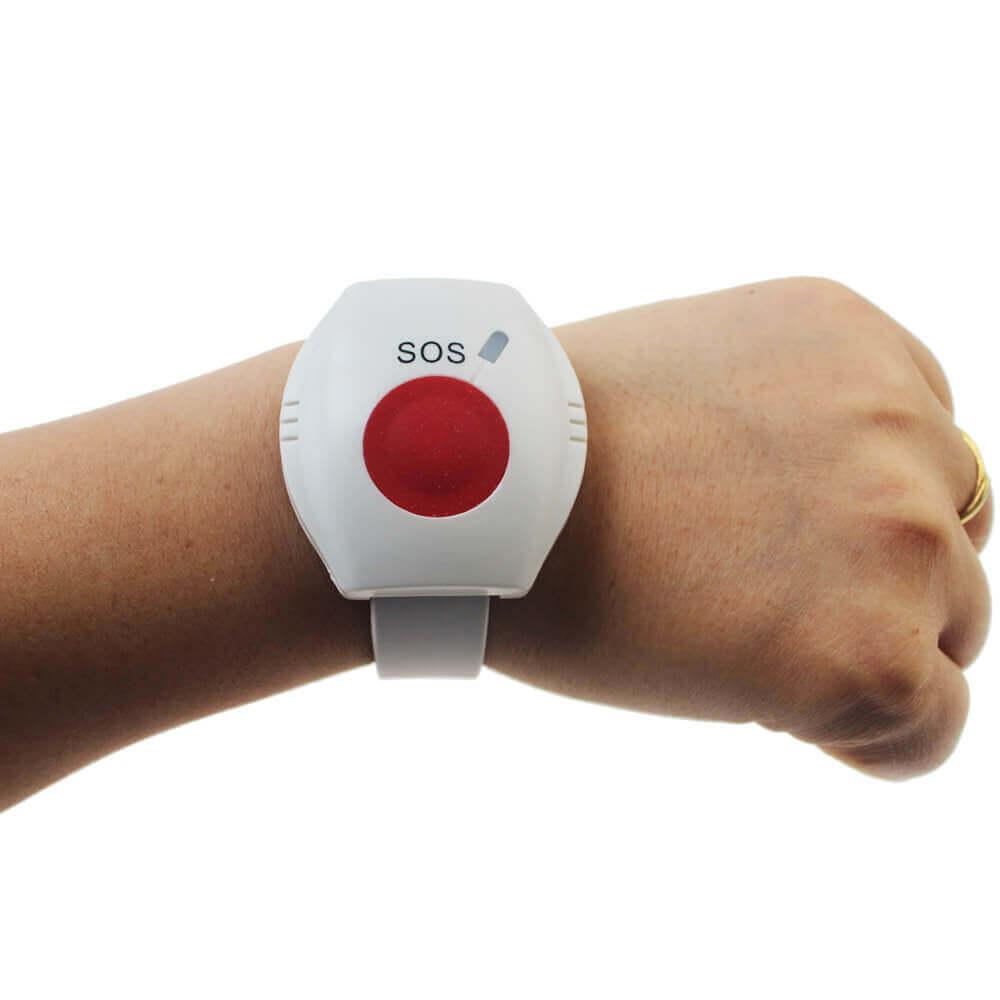 Senioren alarm polsband