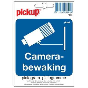 Sticker camerabewaking karwei