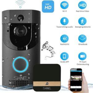 Video deurbel met Camera