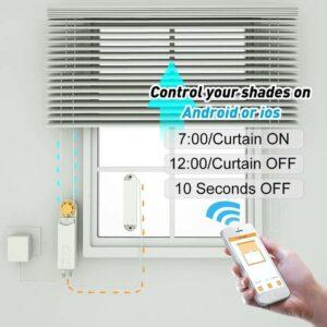 Elektrische Rolgordijn met app