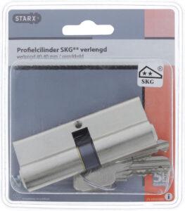 Starx Cilinderslot verpakking