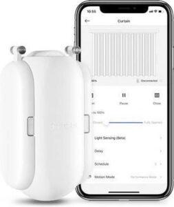 SwitchBot Curtain app