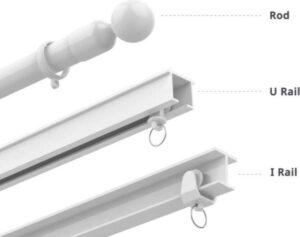 SwitchBot Curtain gordijnrails